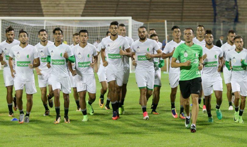 تأخير مباراة الجزائر – المغرب