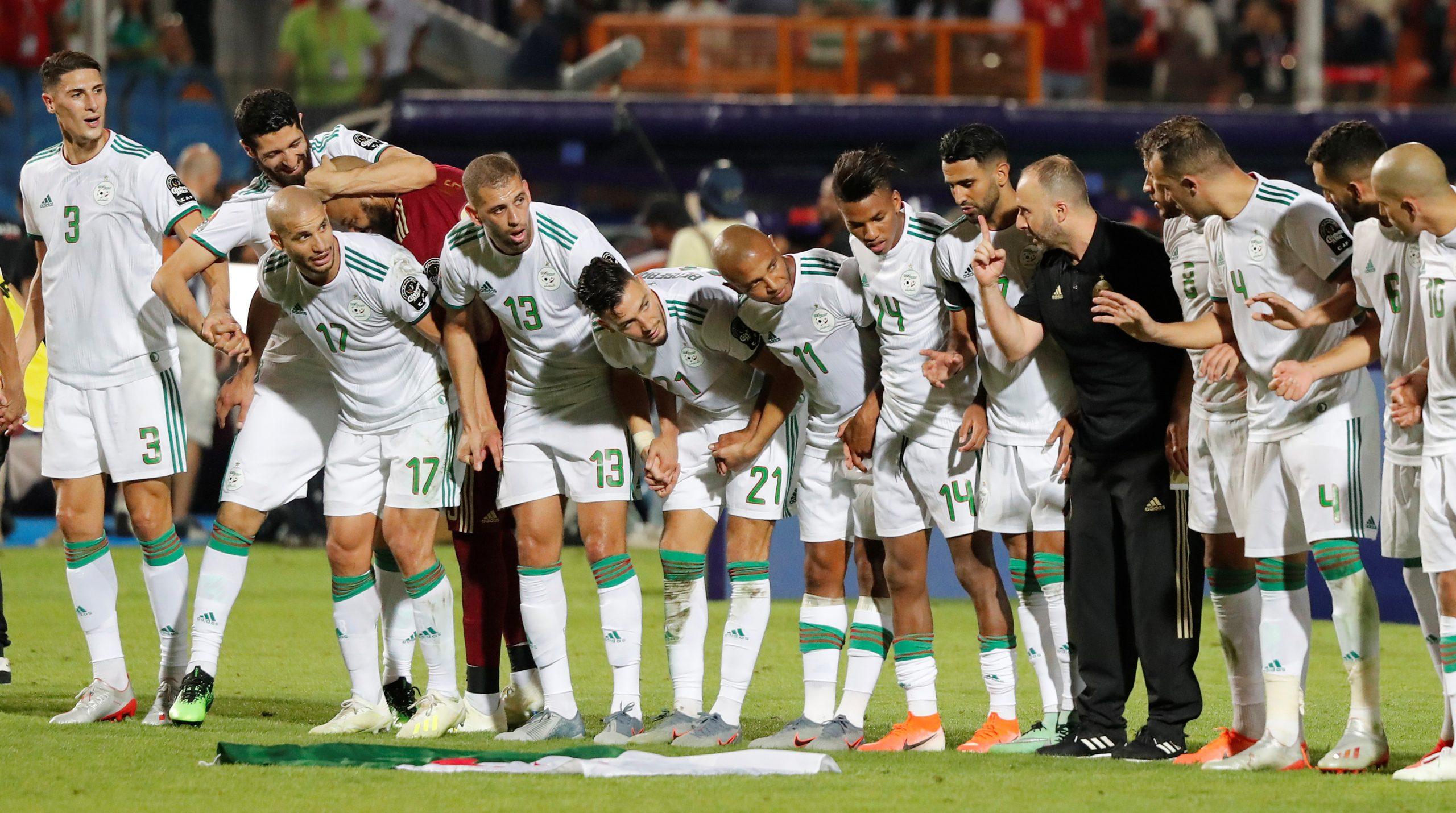 المنتخب الجزائري لكرة القدم يُواجه منتخبا عالميا من العيار الثقيل
