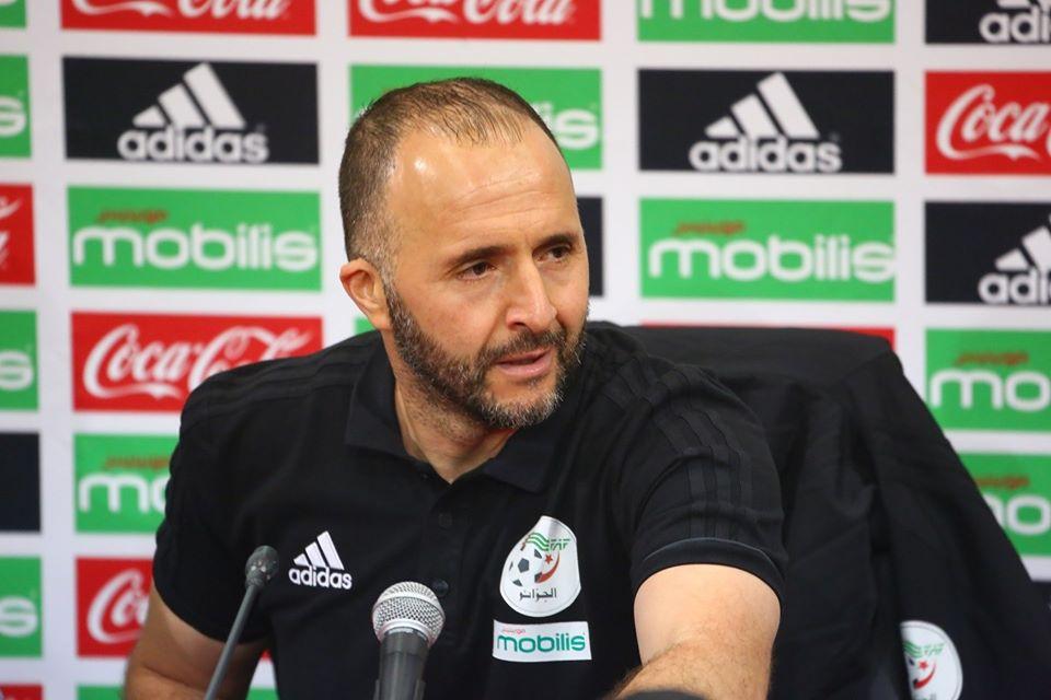 بلماضي يُطلق وعدا للجماهير الرياضية الجزائرية بسبب هدية مُنحت للفاف
