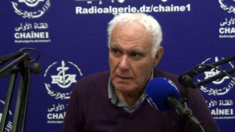 نائب رئيس المجلس الوطني الاقتصادي والاجتماعي مصطفى مقيدش