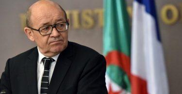 وزير خارجية فرنسا في زيارة غدا