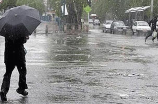 أمطار-رعدية