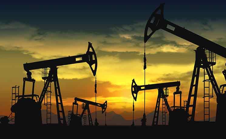 ارتفاع في اسعار النفط