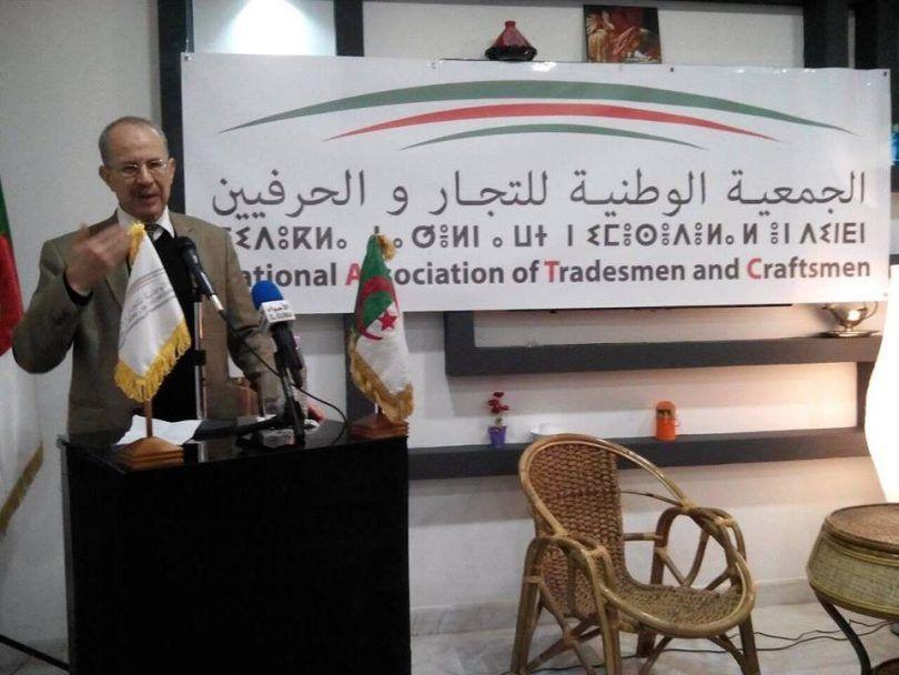 الجمعية الوطنية للتجار والحرفيين تطالب باستئناف بعض النشاطات التجارية