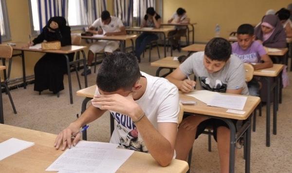 اجتياز امتحان شهادة التعليم المتوسط