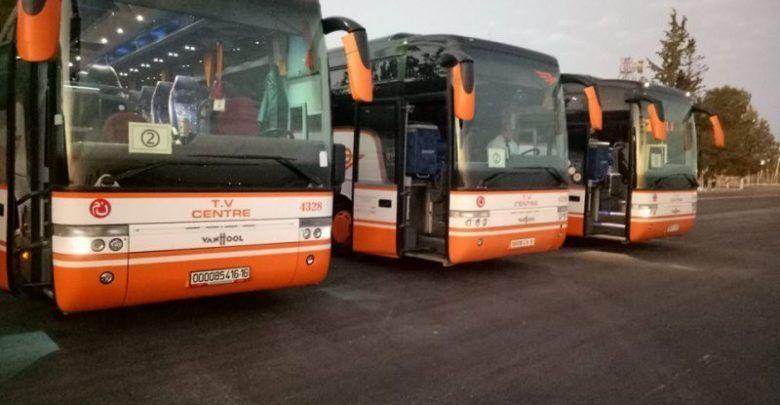 مؤسسة نقل المسافرين تتكبد خسائر كبيرة بسبب كورونا