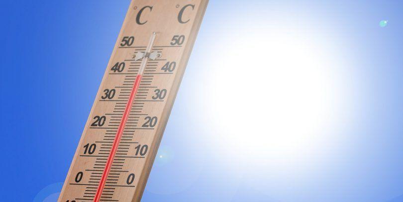 موجة حر قياسية تصل إلى 50 درجة