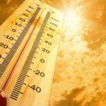 درجات حرارة قياسية في ولايتين