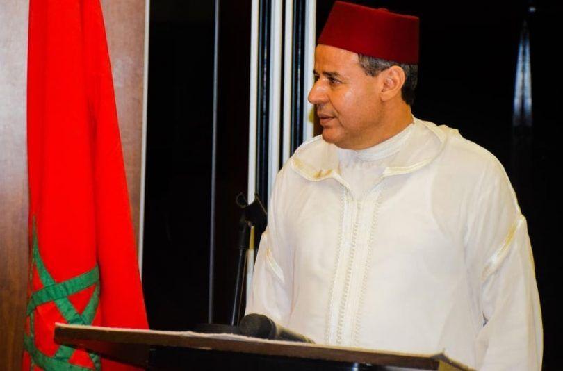 ترحيل القنصل المغربي بوهران