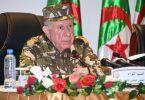 شنقريحة: الاستفتاء مرحلة هامة لتشييد الجزائر الجديدة