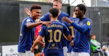 بن رحمة أمل برينتفورد للصعود إلى الدوري الإنجليزي الممتاز