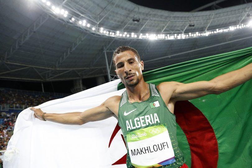 البطل الأولمبي مخلوفي مُستاء من الدولة الجزائرية