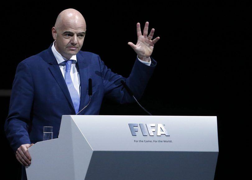 القضاء السويسري يتحرك للتحقيق مع رئيس الفيفا
