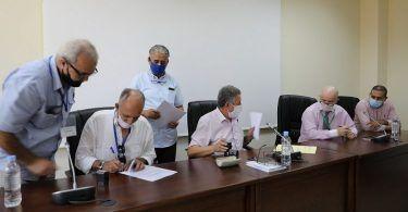 بالفيديو| اتفاقية ثلاثية بين الفاف وبارادو واتحاد بلعباس