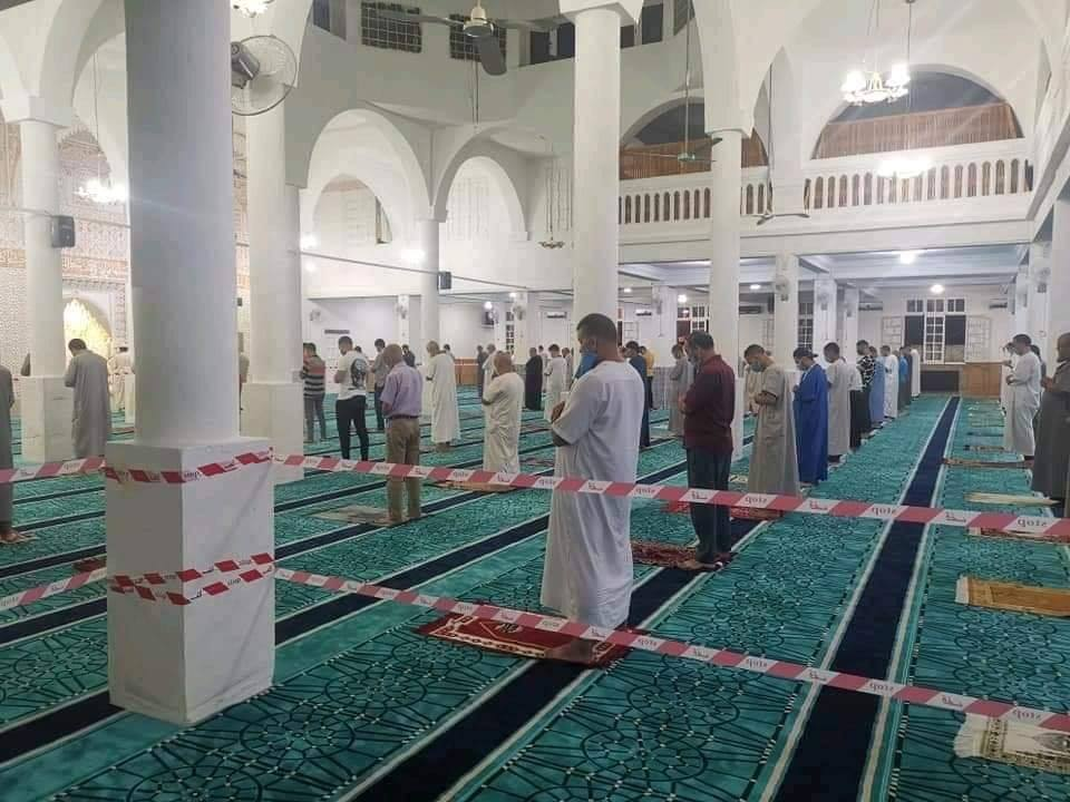 وزارة الشؤون الدينية تكشف تفاصيل جديدة حول صلاة التراويح