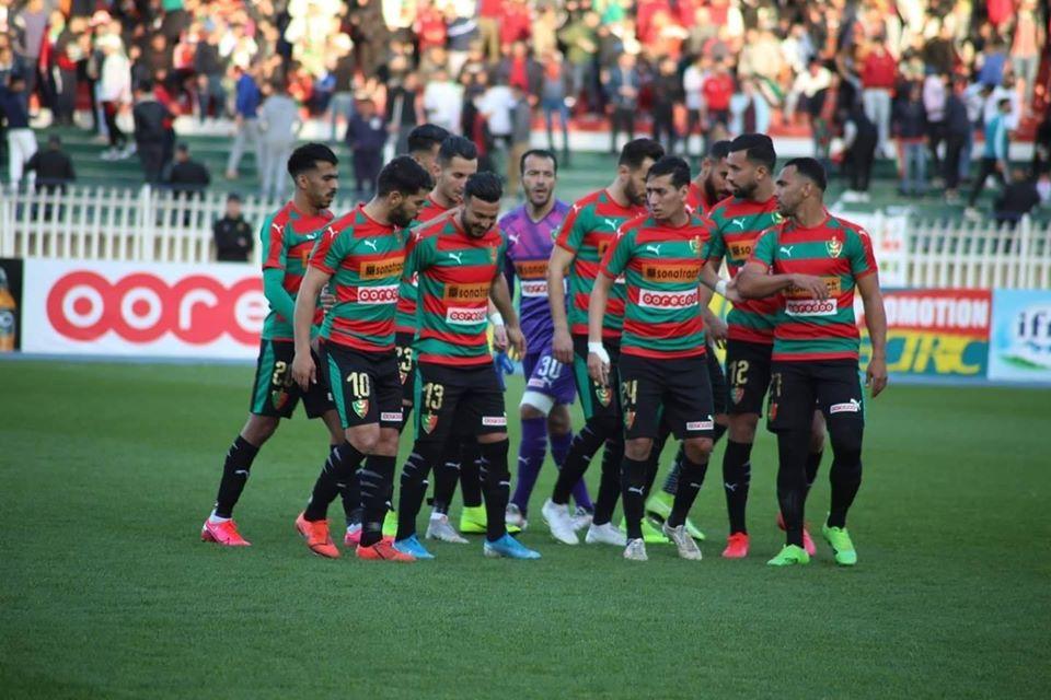 مولودية الجزائر في فخ التعادل الإيجابي في منافسة دوري أبطال إفريقيا