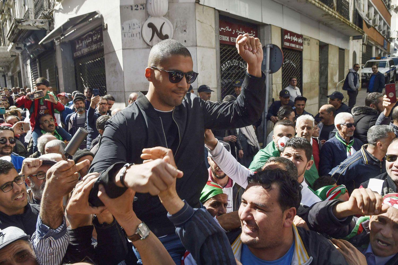 الإفراج عن الصحافي خالد درارني