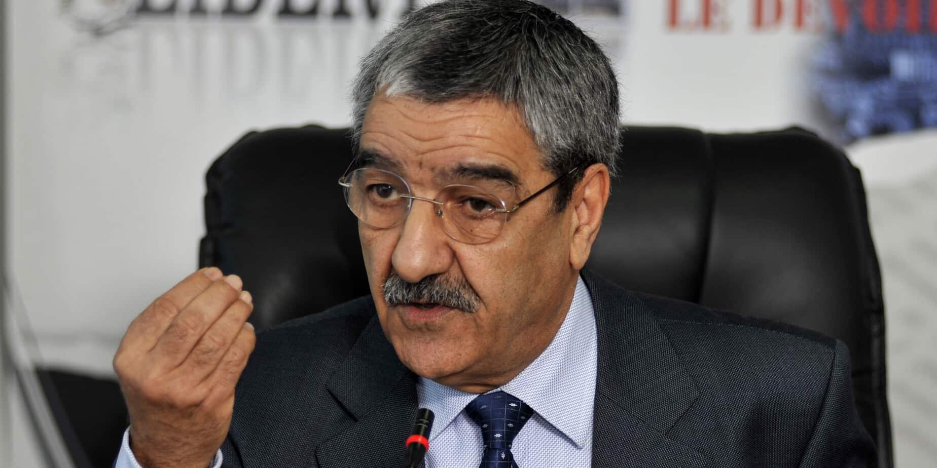 سعيد سعدي: الجزائر تتعامل مع الملف الفلسطيني بشعبوية وحماس هي عدو الفلسطينيين الأول