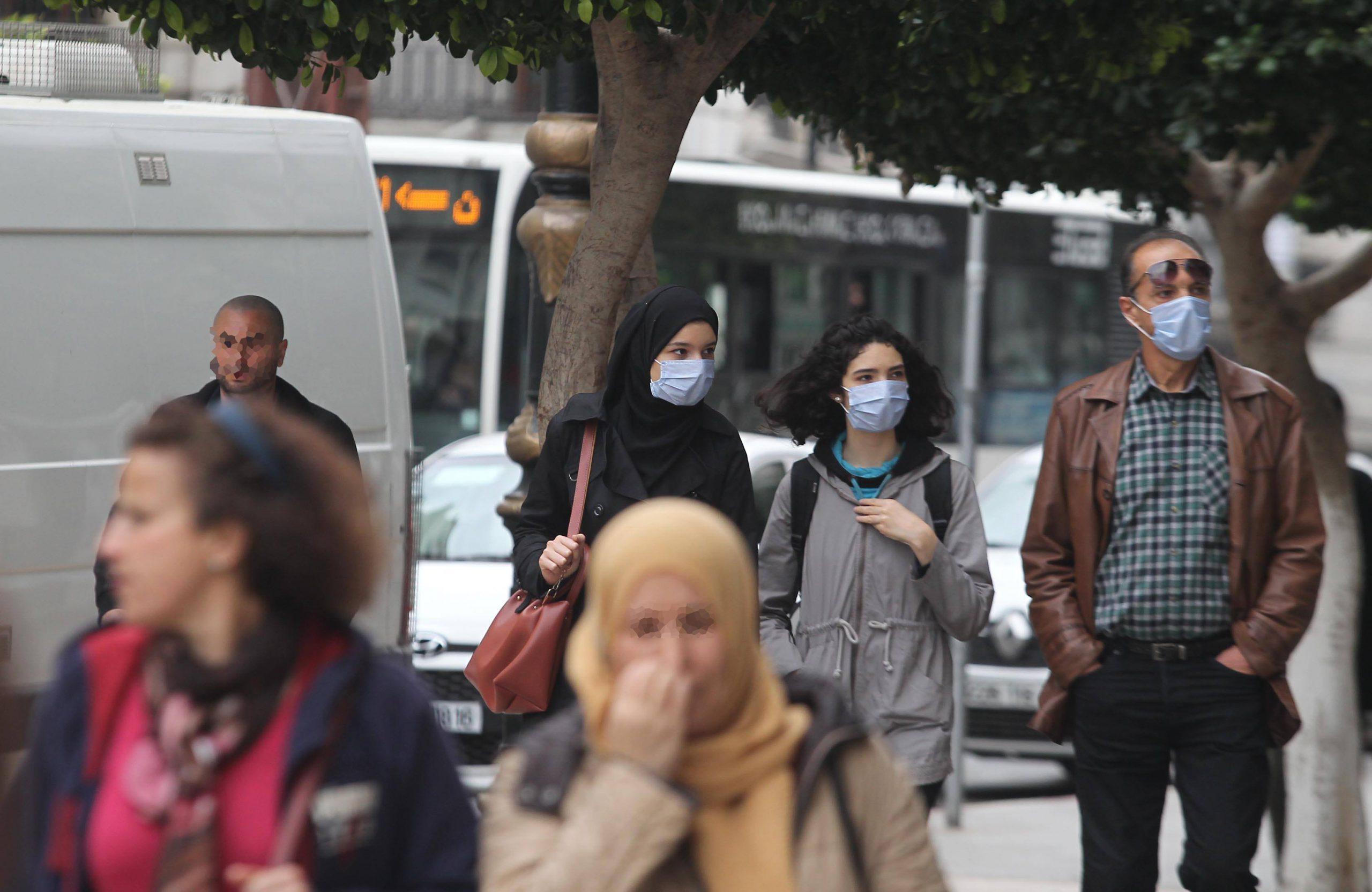 الجزائر تسجل 185 إصابة جديدة بفيروس كورونا