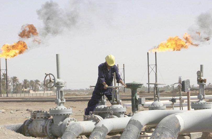 النفط الجزائري