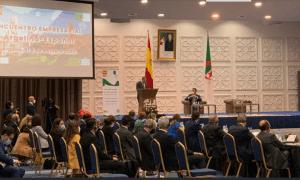 منتدى الاعمال الجزائري الاسباني