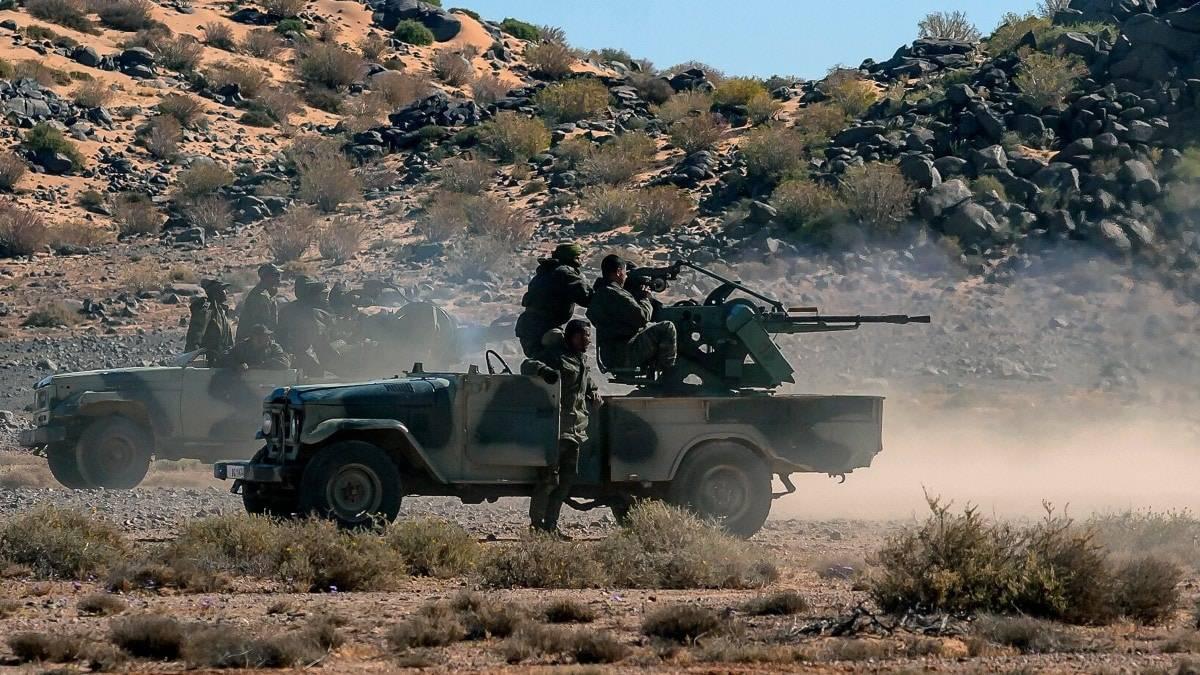 الجيش الصحراوي ينفذ هجمات جديدة