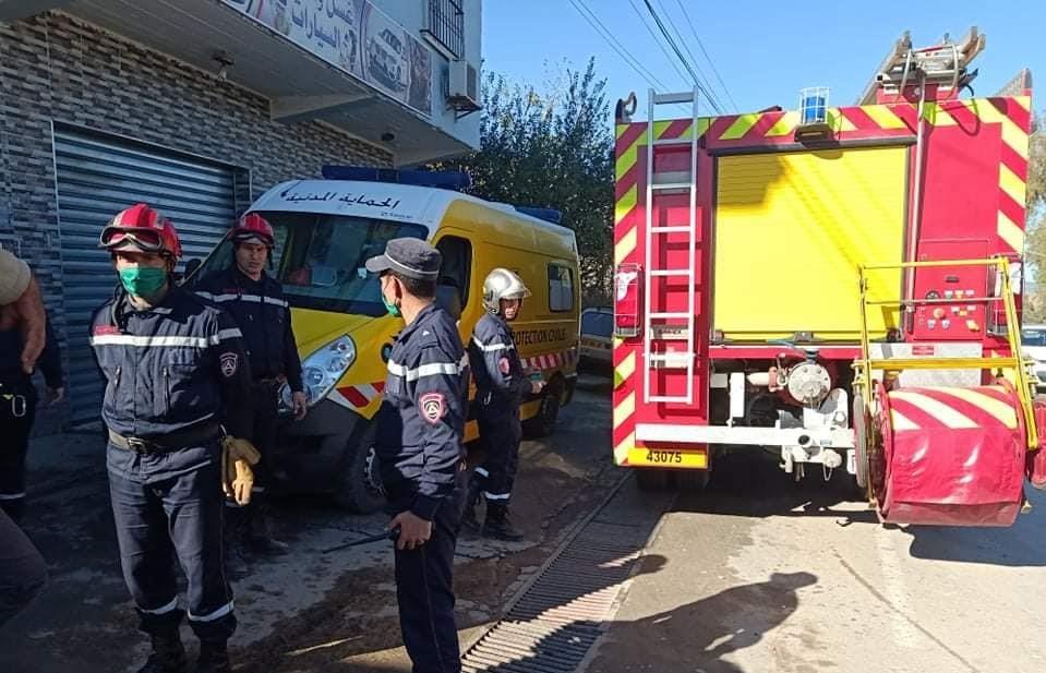 وزير الداخلية يعد بالتكفل بانشغلات المتضررين من زلزال سكيكدة