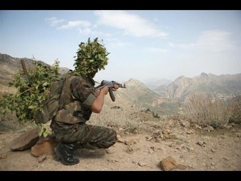تحييد 37 إرهابيا من طرف الجيش الجزائري في 2020