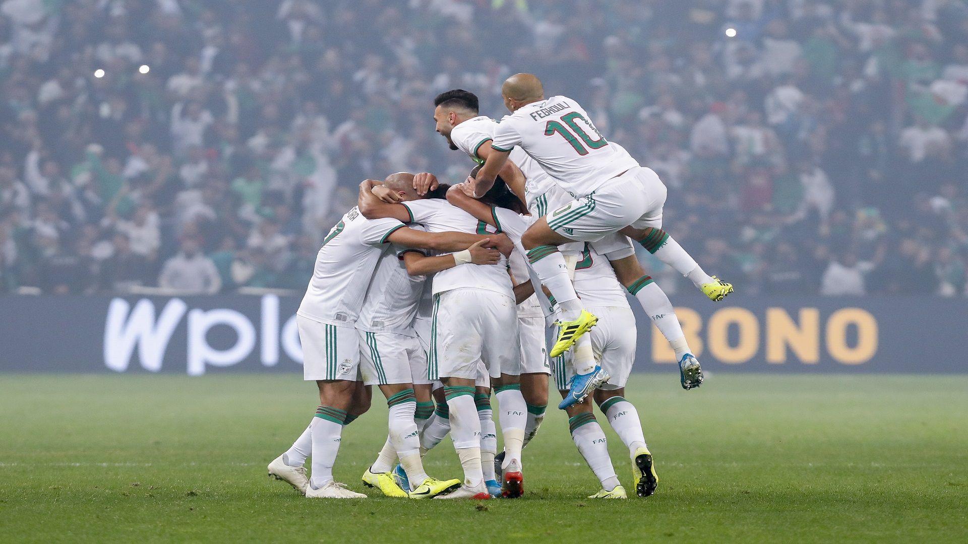 الكشف عن موعد مباراة المنتخب الجزائري وجيبوتي بتصفيات كأس العالم 2022