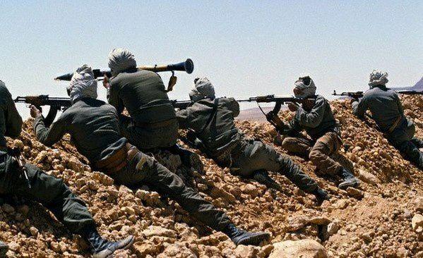 الجيش الصحراوي يواصل هجماته لليوم الـ77 على التوالي
