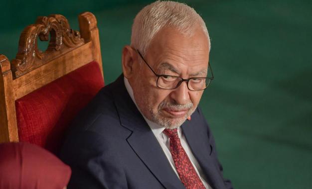 راشد الغنوشي ينقلب على الرئيس التونسي قيس سعيد