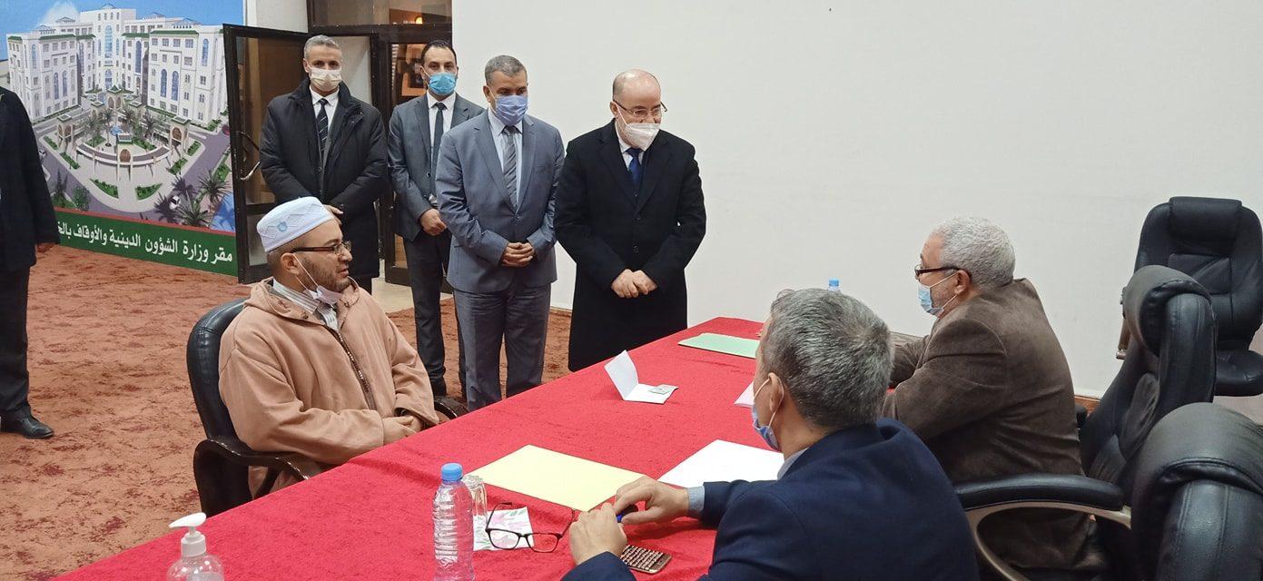 بلمهدي يكشف عن الموقف الفرنسي من الإمام الجزائري