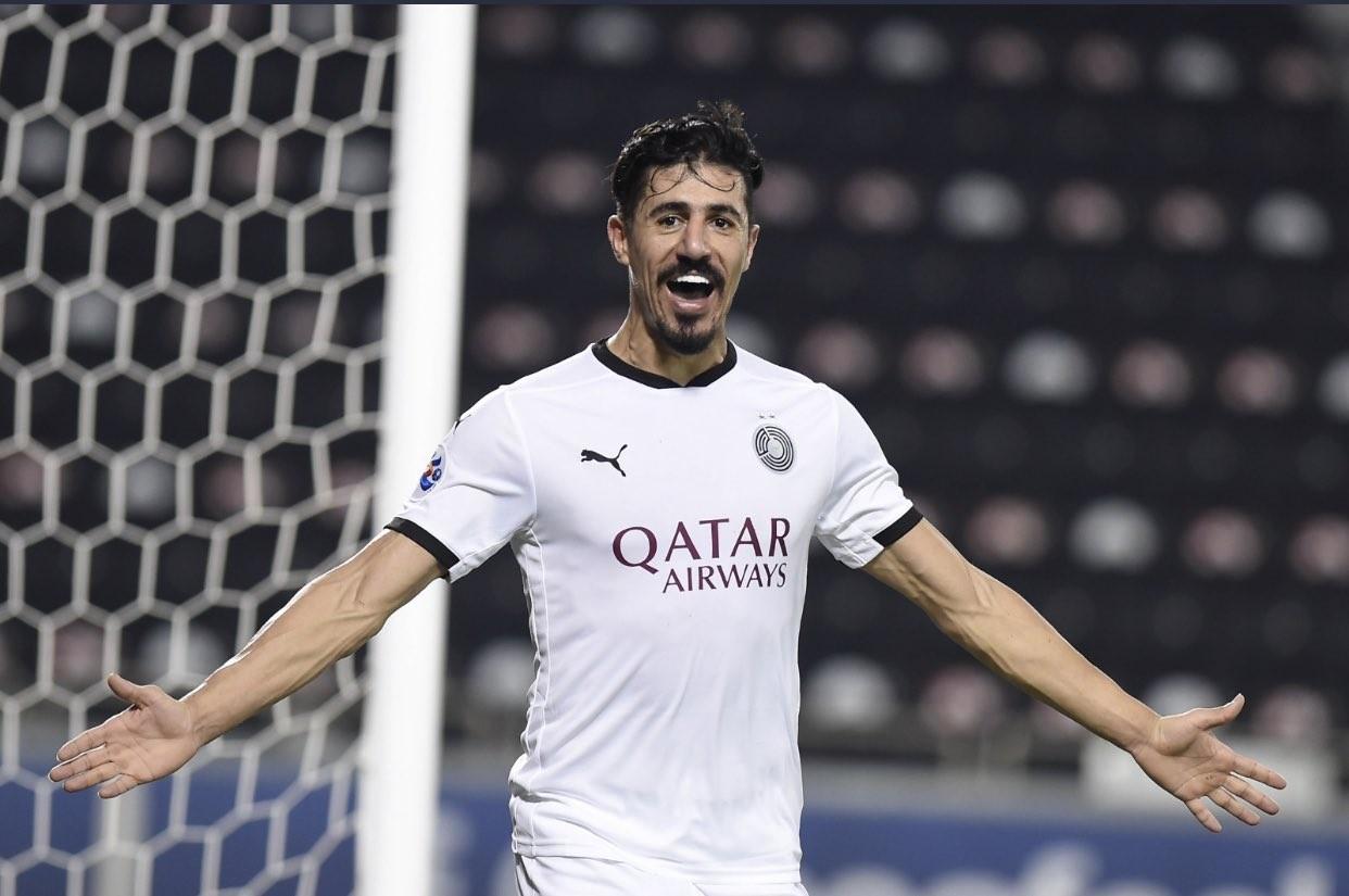 بونجاح يتوج بجائزة أخرى في دوري نجوم قطر