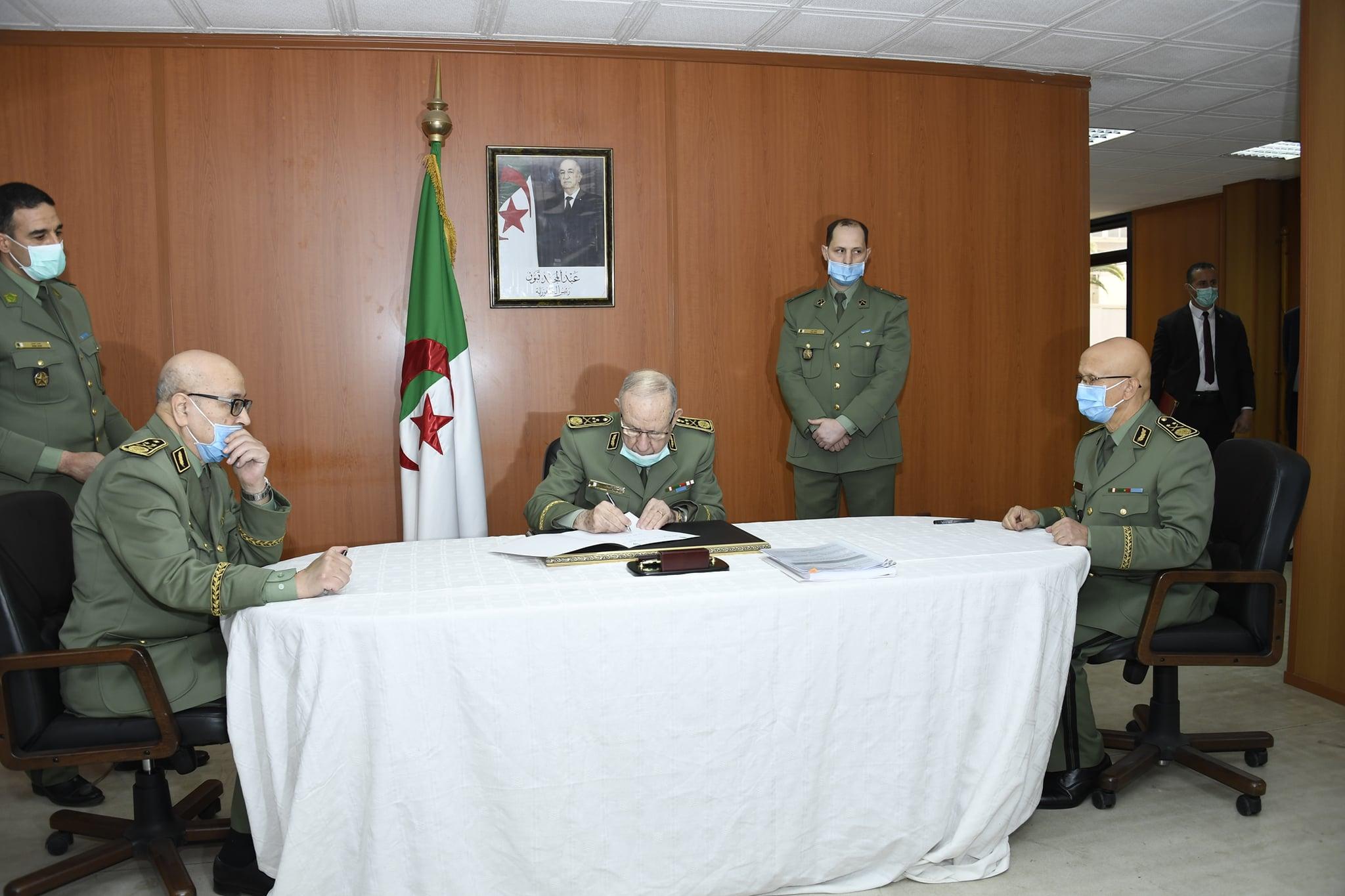 من هو الرئيس الجديد للمخابرات الخارجية الجزائرية؟