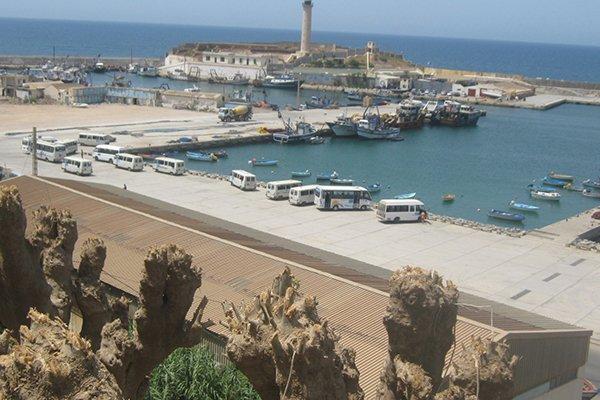 مرسوم تنفيذي حول إنجاز ميناء الجزائر للوسط بشرشال