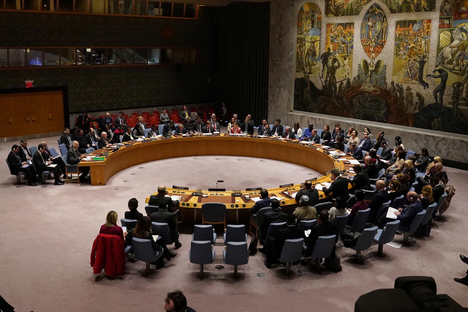 الجزائر تطالب بحق إفريقيا في عضوية دائمة في مجلس الأمن