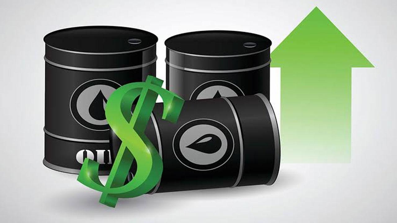 سعر النفط يتجه نحو 55 دولار
