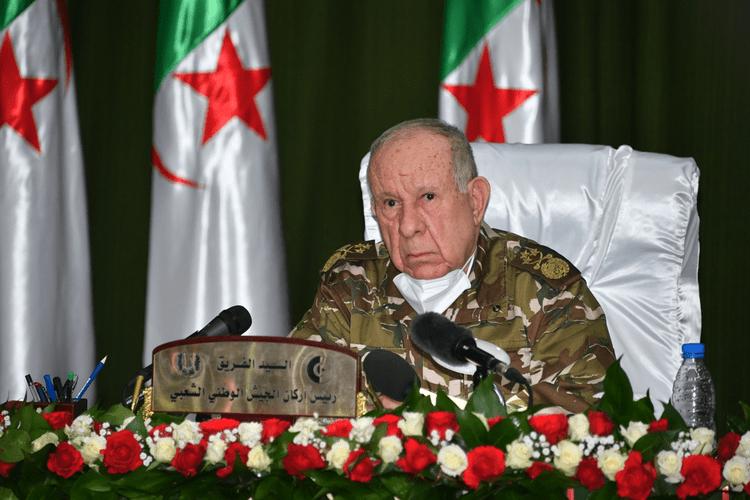 شنقريحة: الجزائر تتابع ما يجري في ليبيا والجماعات المسلحة غير الحكومية أزّمت الوضع