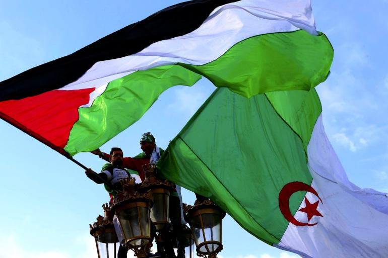 فلسطين تشيد بمواقف الجزائر الداعمة لقضيتها ضد الاحتلال الإسرائيلي