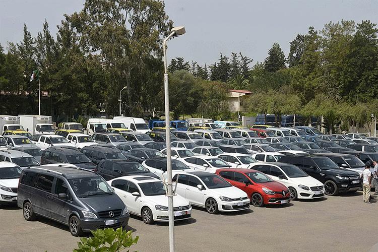 بلجود يكشف تورط أجانب في قضية السيارات المحجوزة