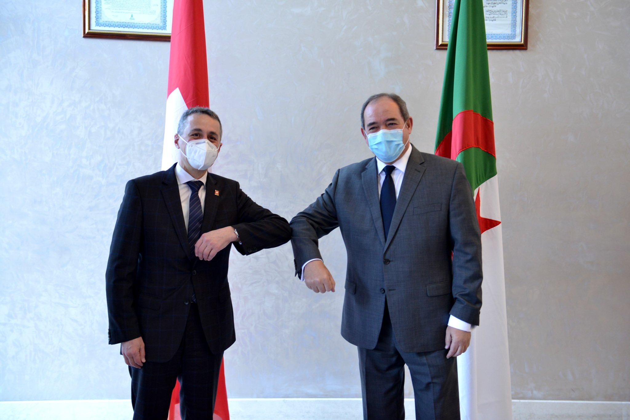 بدعوة من بوقدوم.. وزير خارجية سويسرا يزور الجزائر