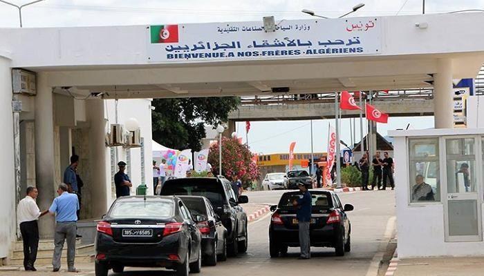 الخارجية التونسية توضح بشأن غلق الحدود البرية بين الجزائر وتونس