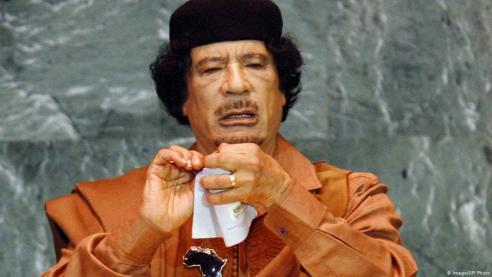 الإدارة الأمريكية تمدد العقوبات المفروضة على أبناء وأقارب القذافي