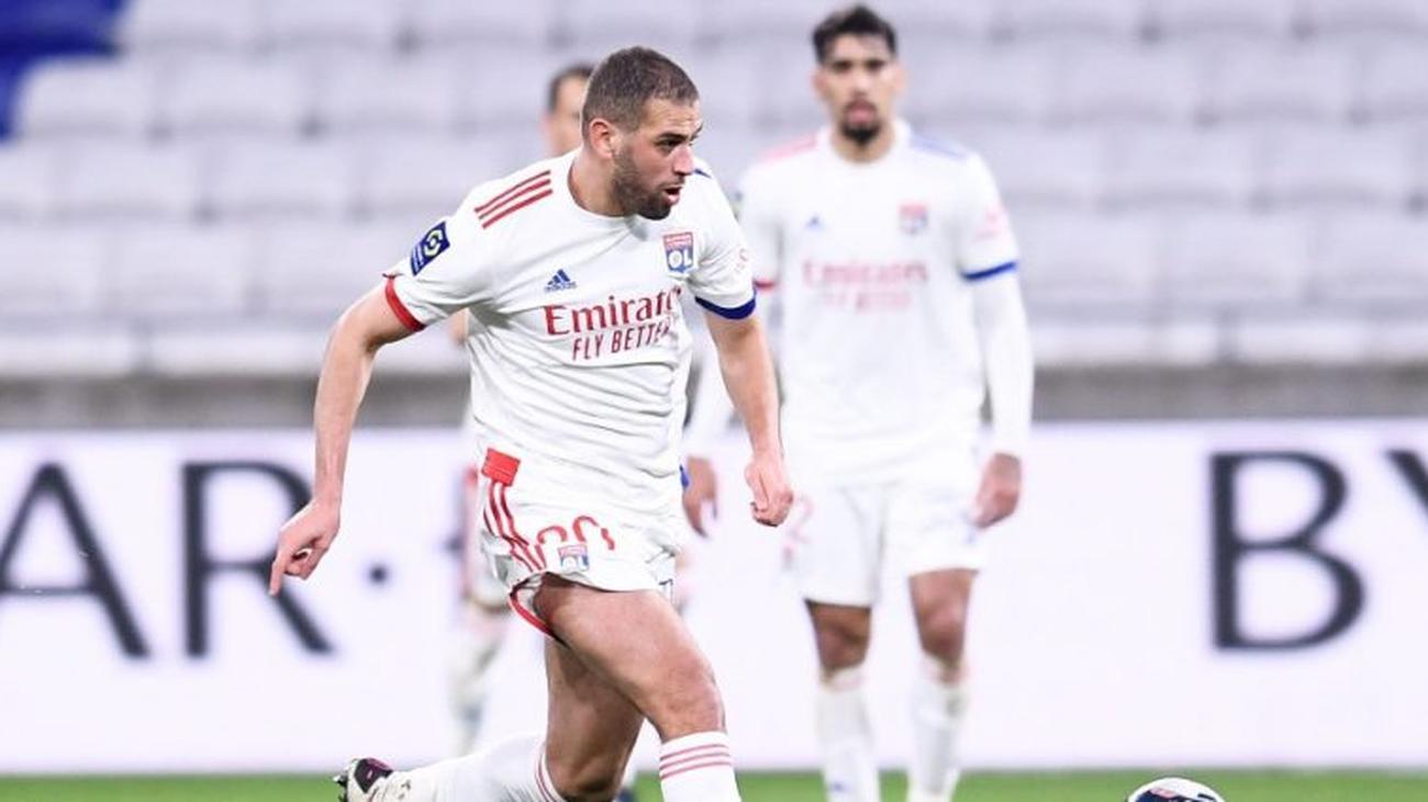 سليماني يسجل أول أهدافه مع ليون الفرنسي