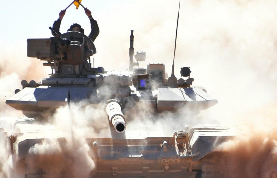الجزائر أكبر مستورد للأسلحة الروسية في العالم