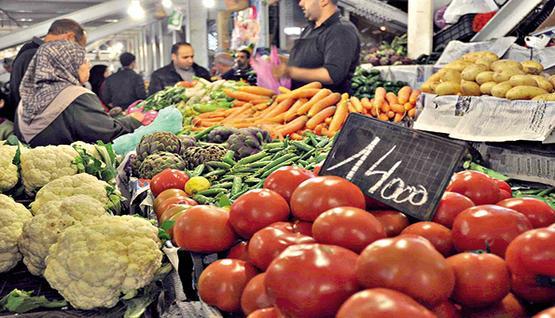 بولنوار.. لا وجود لعمليات احتكار في منتجات الخضروات