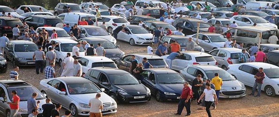 أسواق بيع السيارات المستعملة تفتح أبوابها