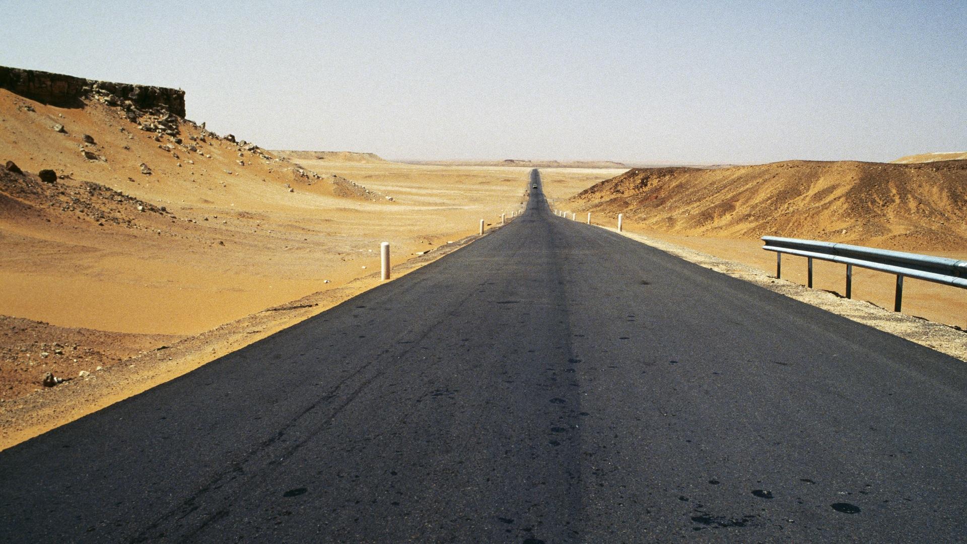الكشف عن موعد استلام الطريق الرابط بين الجزائر ونيجيريا