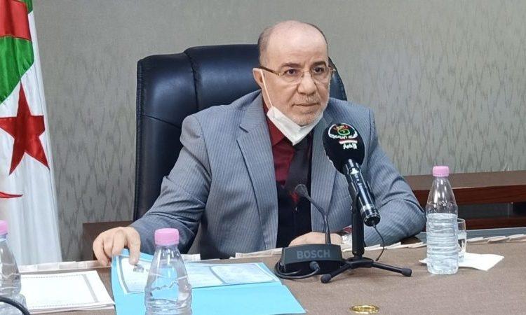 بلمهدي.. نعمة الاستقرار في الجزائر جلبت الحساد
