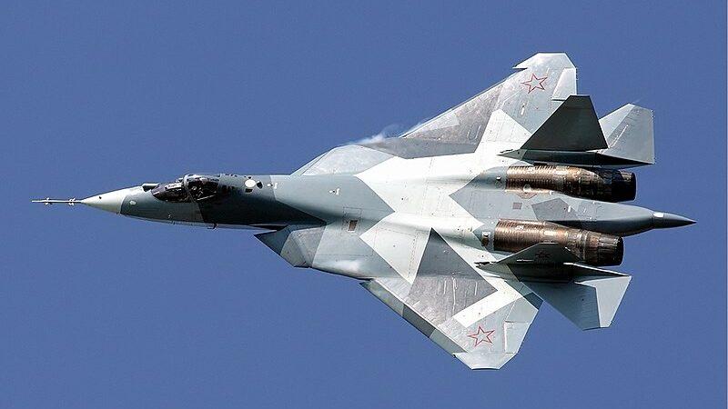 روسيا تعرض بيع أحدث مقاتلاتها على الجزائر